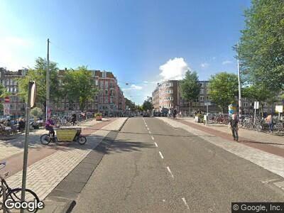 Onttrekkingsvergunning Jan Pieter Heijestraat 112 Amsterdam