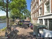 Bekendmaking Omgevingsvergunning met projectafwijking Marnixkade 36F, gemeente Amsterdam