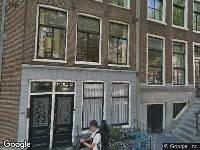 Gemeente Amsterdam - Bloemgracht 88 aanleg gehandicaptenparkeerplaats - Bloemgracht 88