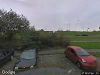 Het aansluiten van een VRI-kast nabij de John F. Kennedyweg te Rotterdam