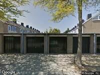 aangevraagde omgevingsvergunning Jean-Paul Sartrestraat  8