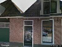 Aanvraag omgevingsvergunning, plaatsen van een opbouw op de garage, Tuinen 51, Franeker