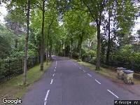 Bekendmaking Ingekomen aanvraag voor een omgevingsvergunning, Baarnseweg 60 te Bosch en Duin, kappen