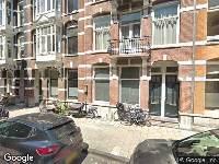 Verlenging beslistermijn omgevingsvergunning Derde Helmersstraat 74-3