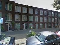 Bekendmaking Gemeente Den Haag - Aanleg gereserveerde gehandicaptenparkeerplaats - Fischerstraat, nabij perceelnr. 222