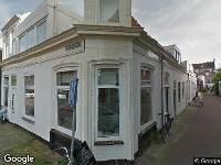 Bekendmaking Gemeente Haarlem - Aanleggen Gehandicaptenparkeerplaats op kenteken - ter hoogte van Barendsestraat 2