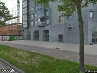Verleende Watervergunning voor het bouwen van een 73 meter hoog appartementengebouw: 22 bovengrondse bouwlagen en 2-laags ondergrondse parkeerkelder, ter hoogte van Amstel 1, 1011 PN Amsterdam - AGV -