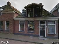 Bekendmaking Ingekomen aanvraag, Nijland, Tramstrjitte 12 het vernieuwen van het dak van de woning