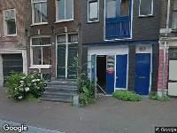 Bekendmaking Aanvraag omgevingsvergunning Lange Leidsedwarsstraat 50