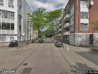 Bekendmaking Besluit omgevingsvergunning reguliere procedure President Brandstraat 46