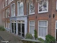 Bekendmaking Gemeente Amsterdam - Marnixkade 52 tijdelijk onttrekken van drie parkeerplaatsen ten behoeve van werkzaamheden - Marnixkade 52
