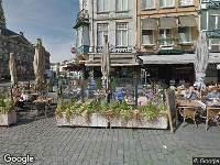 Bekendmaking Markt 8, 5211 JX, 's-Hertogenbosch, het plaatsen van een tijdelijke vlonder t.b.v. horecabedrijf, omgevingsvergunning