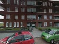 Groote Wielenlaan 531, 5245 AW, Rosmalen, het plaatsen van een pui op galerijhekwerk, omgevingsvergunning