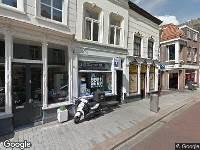 Vughterstraat 115, exploitatie horeca-inrichting