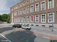 Spinhuiswal 2, 5211 JG, 's-Hertogenbosch, het aanbrengen van een reclame met onverlichte letters - omgevingsvergunning -