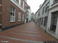 Gasthuisstraat 7 A, 5211 NP, 's-Hertogenbosch, het wijzigen van inpandige constructies - omgevingsvergunning -