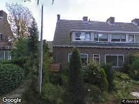 Aanvraag omgevingsvergunning Bloemendaalseweg 158 te Overveen
