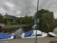 Verleende omgevingsvergunning, gevelwijziging met dakopbouw aan de voorgevel & B&B in bijgebouw, Noordbuurtseweg 36A, Zoeterwoude