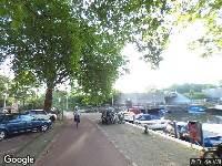 Bekendmaking Gemeente Amsterdam - zes pp brandweer, éénrichtingsverkeer en 30 km/u zone - Ringdijk, Rocketstraat en Weesperzijde