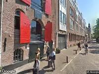 Gemeente Amsterdam - Prinsengracht 217 aanleg gehandicaptenparkeerplaats - Prinsengracht 217