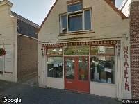 Bekendmaking Gemeente Tholen - Verlengen gehandicaptenparkeerplaats - Voorstraat te Sint-Annaland