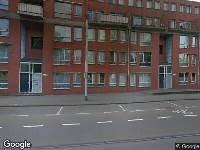 Verleende vergunning voor een OV-kabel, Linker Rottekade in Rotterdam.