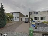 Bekendmaking Pieter Bothstraat 15 - Ingediende aanvraag Omgevingsvergunning