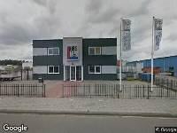 Aangevraagde omgevingsvergunning Zuiderkruisweg to. nr.27, (11030674) verbreden van de uitrit.