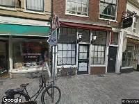 Haarlem, verleende omgevingsvergunning Kleine Houtstraat 62, 2018-08509, aanpassen dakkapel voordakvlak, realiseren hotel-appartement begane grond, 4 short-stay appartementen bovenliggende verdiepinge