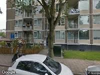 Bekendmaking Meldingen - Sloopmelding ingediend, Vredeoord 53 te Den Haag