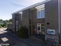 Besluit omgevingsvergunning reguliere procedure buiten behandeling gesteld Johannes van Meurshof 2