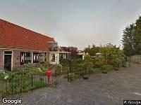 Bekendmaking Aanvraag omgevingsvergunning Jan Willem Frisolaan 9b en 15a te Overveen