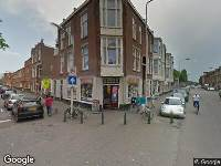 Bekendmaking Omgevingsvergunning - Aangevraagd, Fischerstraat 125 te Den Haag