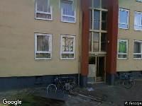 ODRA Gemeente Arnhem - Aanvraag omgevingsvergunning, het bouwen van een schuur achter in de tuin, Lupinestraat 13
