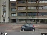 ODRA Gemeente Arnhem - Buiten behandeling gestelde aanvraag omgevingsvergunning, plaatsen van geluidsscherm, Markt 25