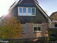 ODRA Gemeente Arnhem - Verleende omgevingsvergunning, aanleg van extra uitrit aan de zijkant van de woning op eigen grond, Venraystraat 6