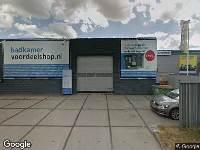 ODRA Gemeente Arnhem - Verleende omgevingsvergunning, het verbreden van de oprit, Vlamoven 17