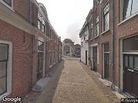 Bekendmaking Verleende omgevingsvergunning, realiseren van een appartement op begane grond, Keetgracht 12, Alkmaar