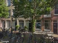 Bekendmaking Aanvraag omgevingsvergunning Van Hogendorpstraat 155