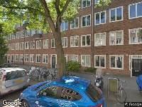 Bekendmaking Besluit omgevingsvergunning reguliere procedure Van Spilbergenstraat 17H