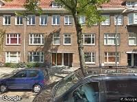 Aanvraag onttrekkingsvergunning voor het omzetten van zelfstandige woonruimte naar onzelfstandige woonruimten Orteliusstraat 10-hs