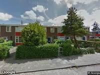 Gemeente Rotterdam - Gehandicapte Parkeerplaats op kenteken - Cervantesstraat