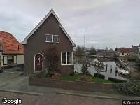 Bekendmaking Watervergunning voor de locatie nabij Buitenkwartier 101 in Zwartsluis