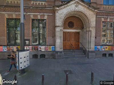 Omgevingsvergunning Weteringschans 6 Amsterdam