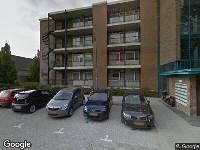 Gemeente Rotterdam - Gehandicapten Parkeerplaats op kenteken - Schuddebeursstraat