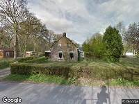 Bekendmaking Aanvraag omgevingsvergunning Tienelsweg 37 huisje 168 te Zuidlaren; het bouwen van een tuinhuisje