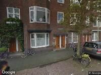Bekendmaking Omgevingsvergunning - Beschikking verleend regulier, Weissenbruchstraat 143 te Den Haag
