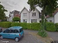Gemeente Arnhem - Aanvraag oneigenlijk gebruik openbare grond, plaatsen van containers afgeschermd met bouwhekken, trottoir Amsterdamseweg, trottoir + parkeervakken Bouriciusstraat en trottoir Brantse