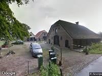 Verleende omgevingsvergunning reguliere procedure, Kallenbroekerweg 190-192 Terschuur, restaureren en verplaatsen hooiberg