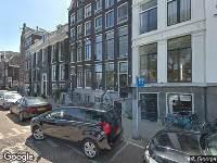Aanvraag omgevingsvergunning Amstel 252A